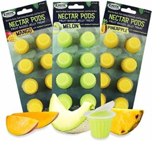 Nectar Pods - Calcium-Fortified Jelly Fruit Treat